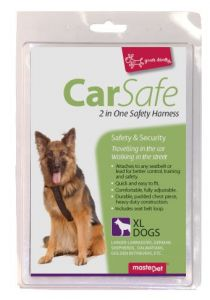 2 IN ONE SAFETY HARNESS XL DOG