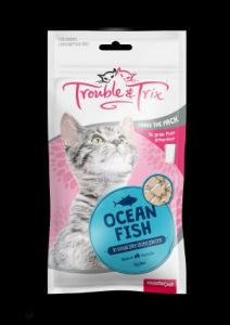 TROUBLE & TRIX OCEAN FISH 70G