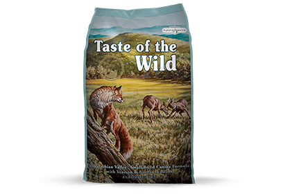 TASTE OF THE WILD APPALACHIAN VALLEY GRAIN FREE 2KG