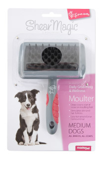MASTERPET SHEAR MAGIC MOULTER SMALL DOGS