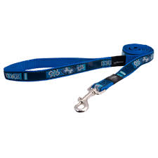 BEACHBUM LARGE DOG LEAD INDIGO BONES