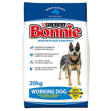 BONNIE WORKING DOG 20KG