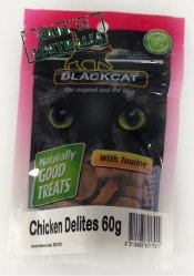 BLACKCAT CHICKEN DELITES 60G