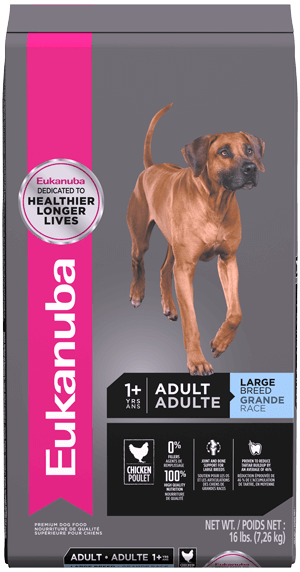 EUKANUBA DOG ADULT LARGE BREED 15KG