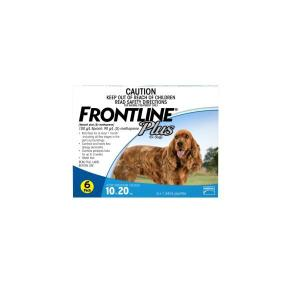 FRONTLINE PLUS MEDIUM BLUE 6PACK