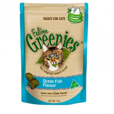GREENIES OCEAN FISH 85G