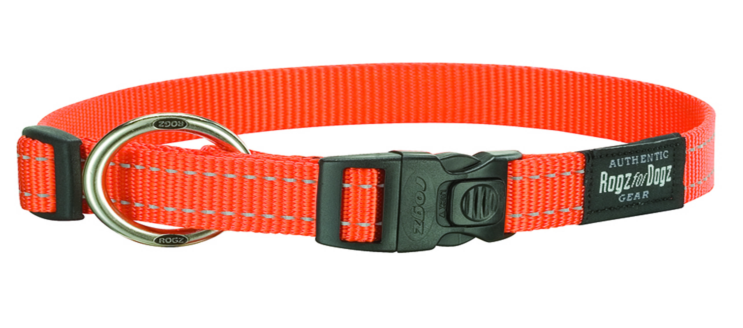 ROGZ NITELIFE COLLAR ORANGE