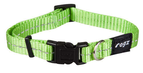 ROGZ NITELIFE COLLAR LIME