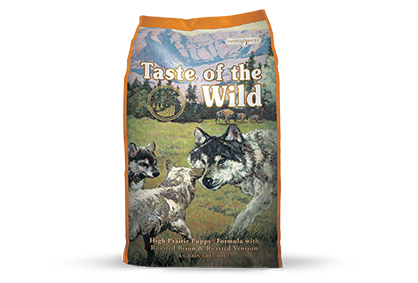 TASTE OF THE WILD HIGH PRAIRIE PUPPY GRAIN FREE 13KG