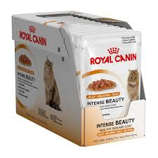ROYAL CANIN INTENSE BEAUTY ADULT IN JELLY 12 X 85G