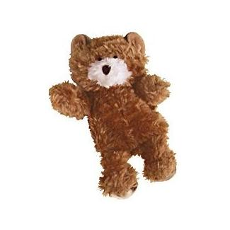 KONG PLUSH TEDDY BEAR XSMALL