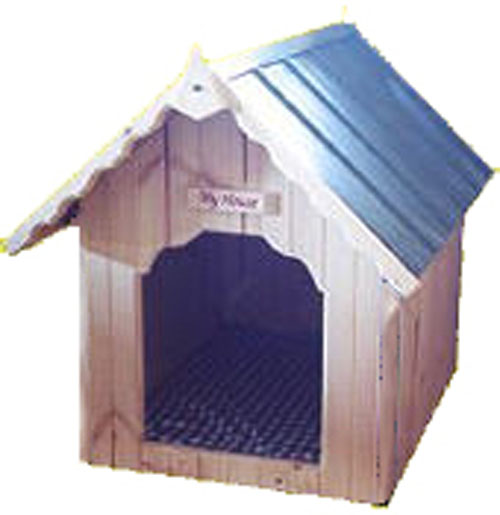 MY HOUSE KENNEL LARGE PITCHED