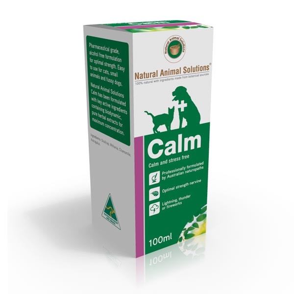 NATURAL ANIMAL SOLUTIONS CALM 60 TABLETS