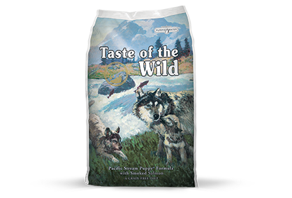 TASTE OF THE WILD PACIFIC STREAM PUPPY GRAIN FREE 13KG