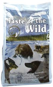 TASTE OF THE WILD PACIFIC STREAM CANINE GRAIN FREE 13KG