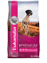 EUKANUBA DOG PREMIUM PERFORMANCE 15KG