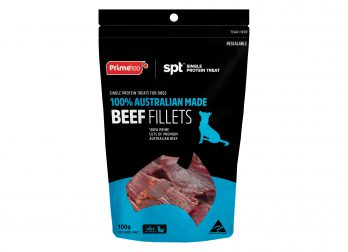 PRIME100 BEEF FILLET TREAT 100G