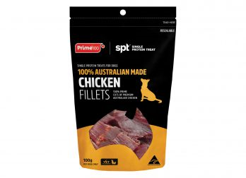 PRIME100 CHICKEN FILLET TREAT 100G