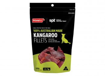PRIME100 KANGAROO FILLET TREAT 100G