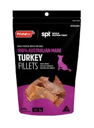 PRIME100 TURKEY FILLET TREAT 100G