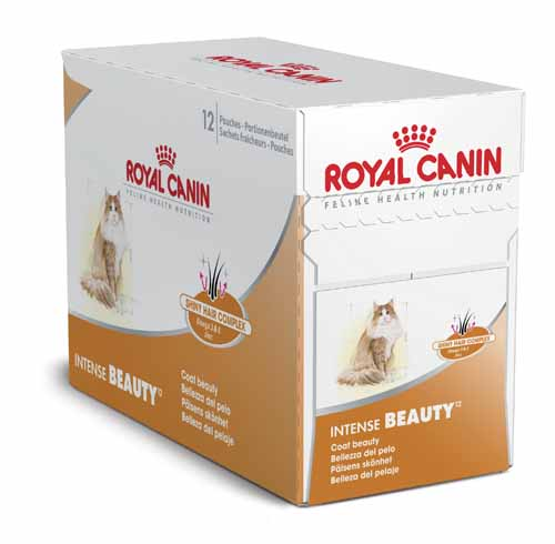 ROYAL CANIN INTENSE BEAUTY 12 X 85G