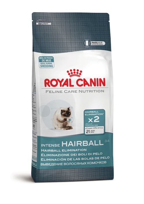 ROYAL CANIN INTENSE HAIRBALL 4KG