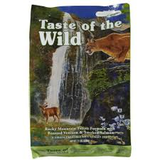 TASTE OF THE WILD ROCKY MOUNTAIN FELINE GRAIN FREE 2KG