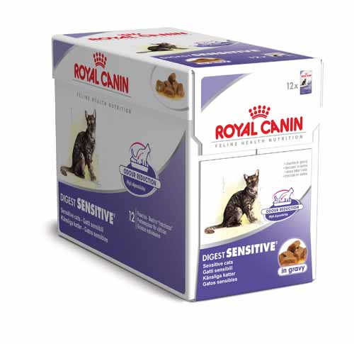 ROYAL CANIN DIGESTIVE SENSITIVE 12 X 85G