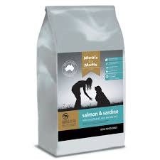 MEALS FOR MUTTS SALMON & SARDINE 20KG