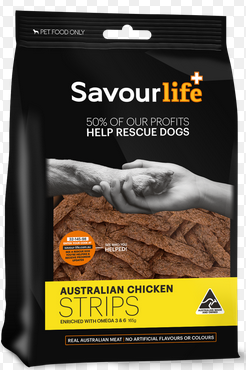 SAVOURLIFE AUSTRALIAN CHICKEN STRIPS