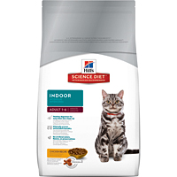 SCIENCE DIET CAT INDOOR 2KG