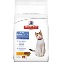 SCIENCE DIET CAT ACTIVE LONGEVITY 3KG