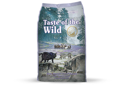 TASTE OF THE WILD SIERRA MOUNTAIN CANINE GRAIN FREE 13KG