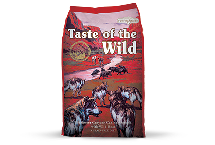 TASTE OF THE WILD SOUTHWEST CANYON CANINE GRAIN FREE 13KG