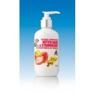 ORGANIC CONDITIONER WITCH HAZEL & STRAWBERRY 250ML