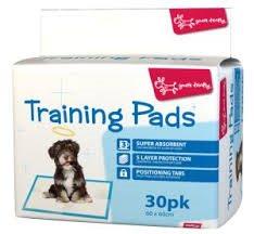 MASTERPET TRAINING PADS 30PACK