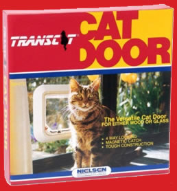 TRANSCAT CAT DOOR
