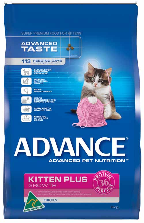 ADVANCE KITTEN 8kg