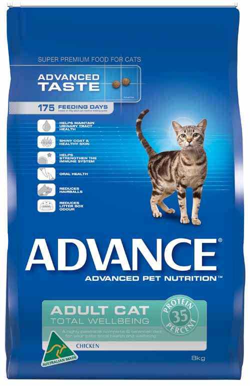 ADVANCE ADULT CAT CHICKEN 8kg
