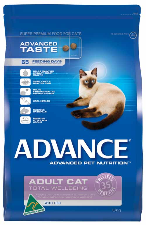 ADVANCE ADULT CAT FISH 3kg