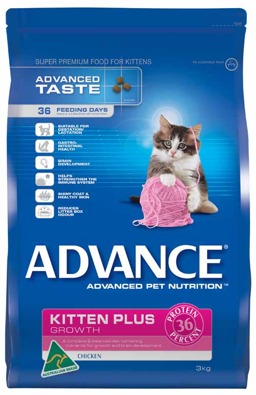 ADVANCE KITTEN 3kg