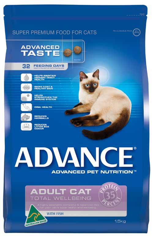 ADVANCE ADULT CAT FISH 1.5kg