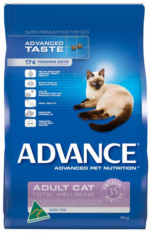 ADVANCE ADULT CAT FISH 8kg