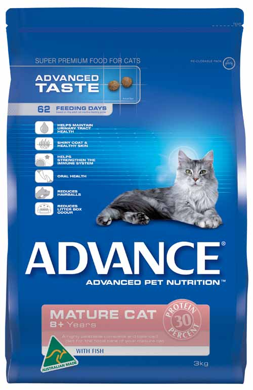 ADVANCE ADULT CAT SENIOR 3kg