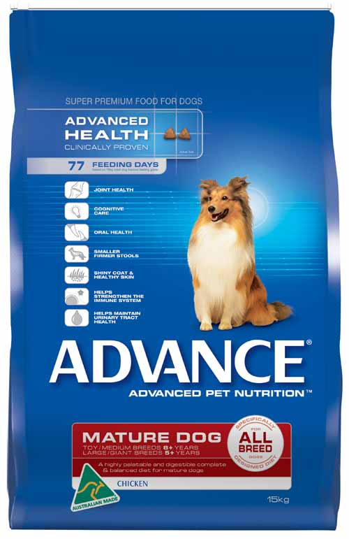 ADVANCE DOG MATURE 15kg
