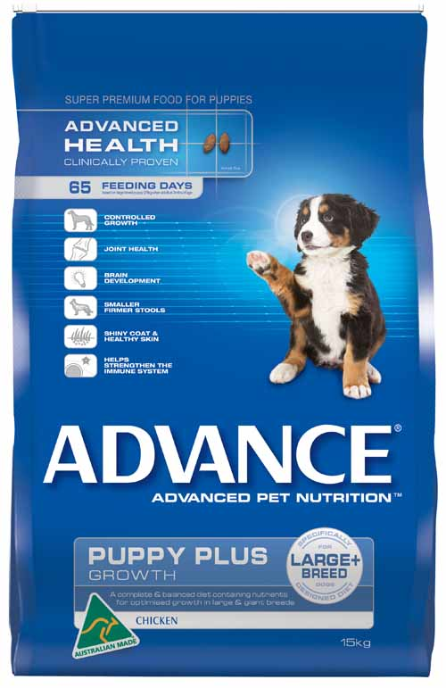 ADVANCE PUPPY GROWTH LARGE BREED 15KG