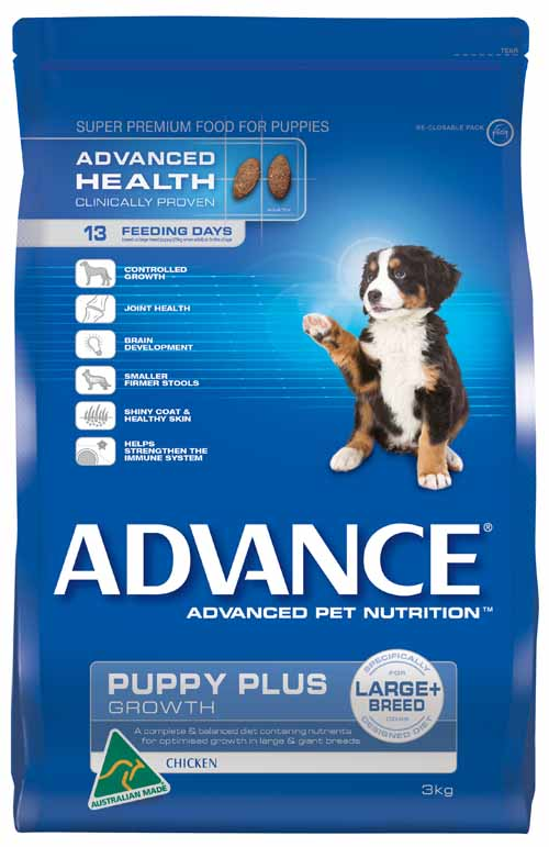ADVANCE PUPPY GROWTH LARGE BREED 3kg