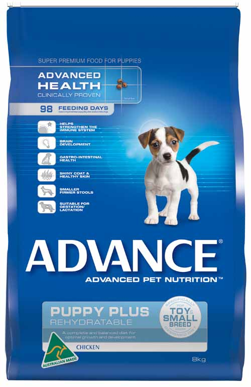 ADVANCE PUPPY REHYDRATABLE 8kg