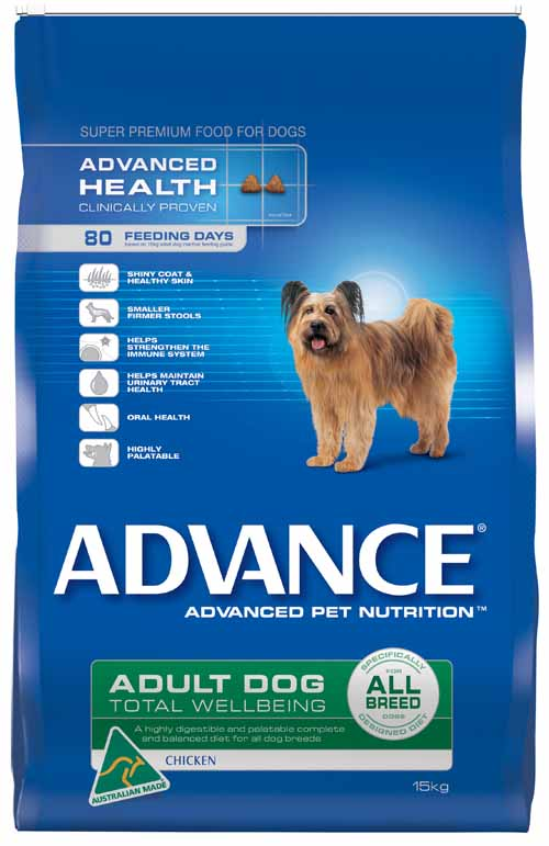 ADVANCE DOG CHICKEN 15KG