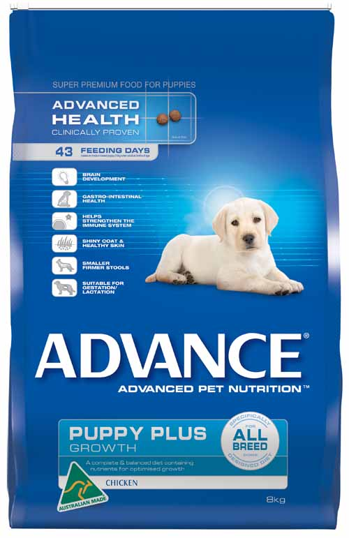 ADVANCE PUPPY GROWTH ALL BREED 8KG